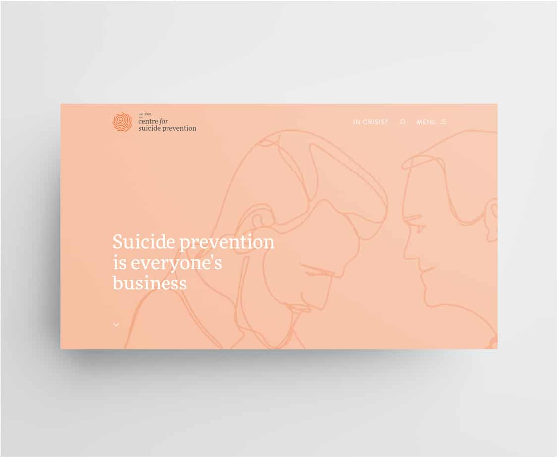 Centre for Suicide Prevention Case Study
